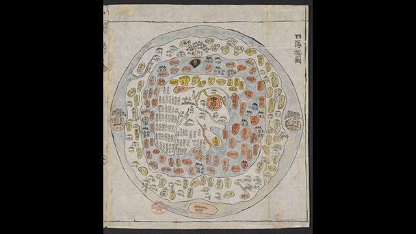 cheonhado world map