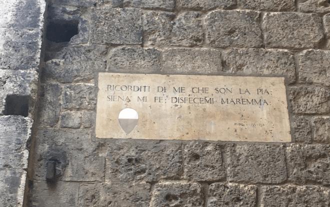 Dante divina comédia Siena