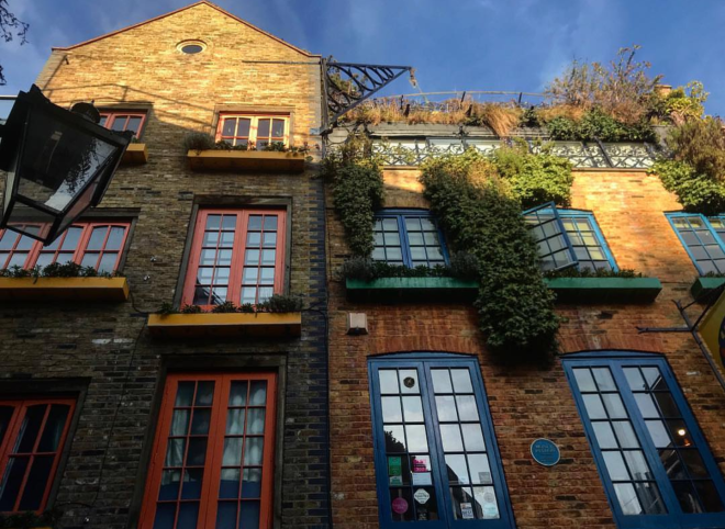 Neal's Yard Covent Garden Londres 3