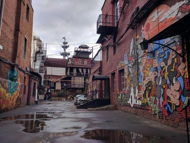 Fabricas de Moscou centros culturais outubro vermelho 3