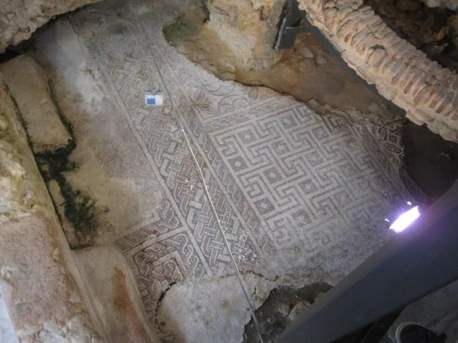 lisboa epoca romana millennium centro arqueologico mosaicos
