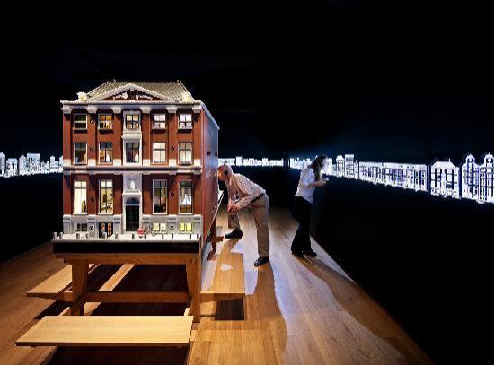 het grachtenhuis museu canais amsterdam 2