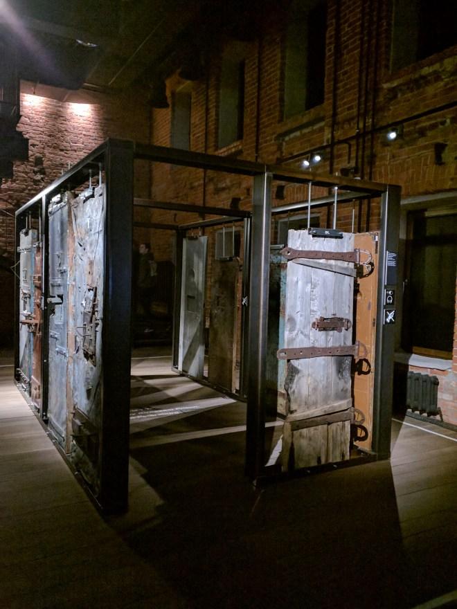 Museu do Gulag moscou russia comunismo 1