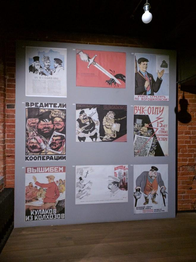 Museu do Gulag moscou russia comunismo 3