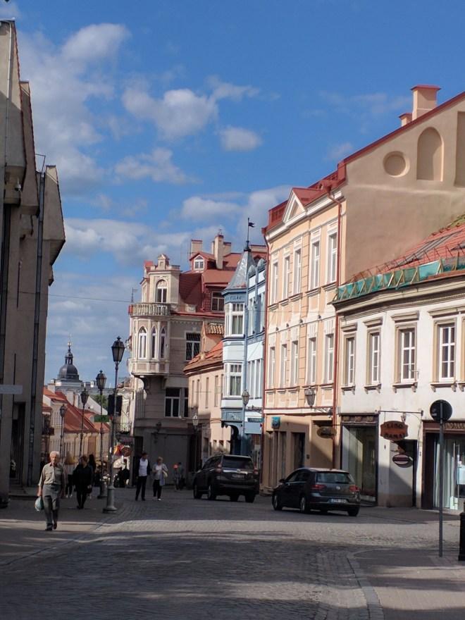 Vilnius Lituania pilies
