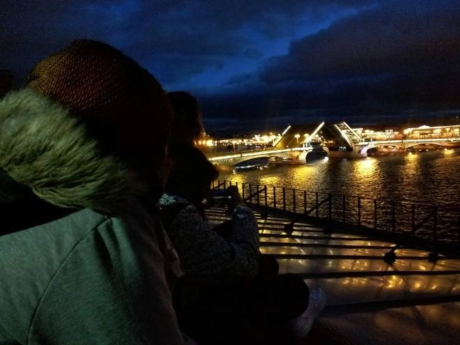 petersburgo telhado noites brancas vista 2
