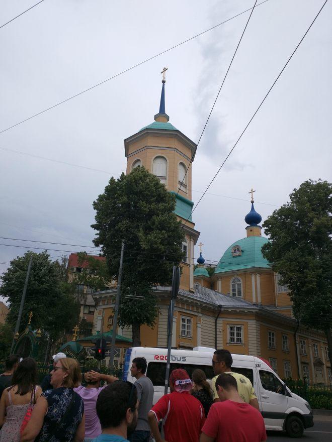 Letonia Riga igreja ortodoxa