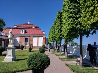 Petergof Russia Petersburgo monplaisir 2