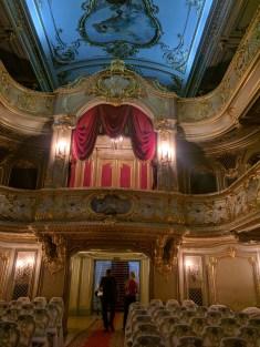 Petersburgo palacio Iussupov teatro 2