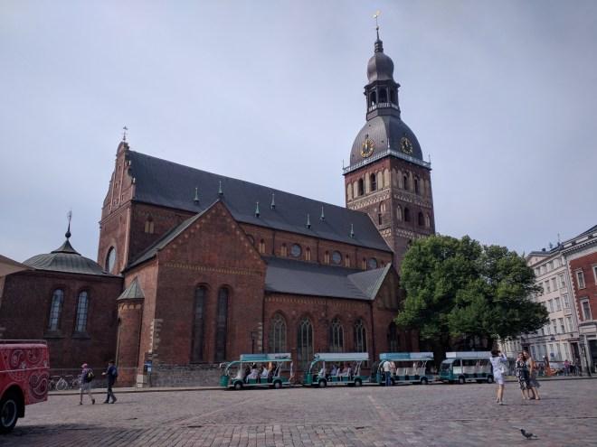 Riga Letonia catedral