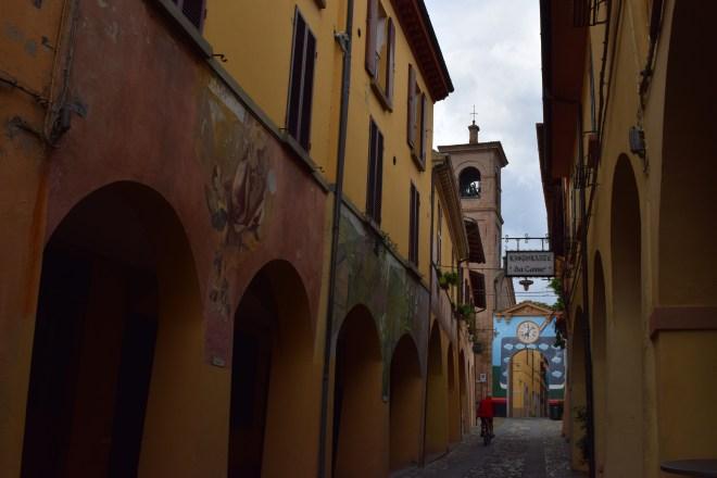 Dozza Bologna muros pintados 11