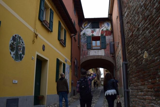 Dozza Bologna muros pintados 24