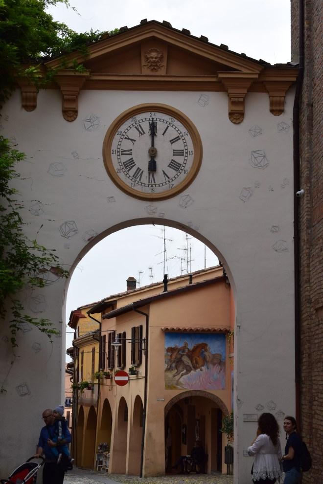 Dozza Bologna muros pintados 7