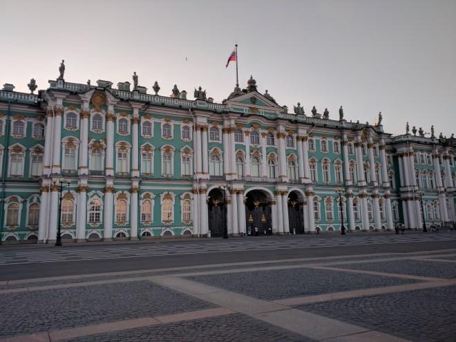 Hermitage palacio de inverno