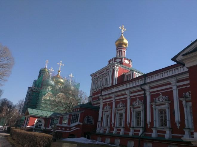 Moscou convento Novodevichi 2