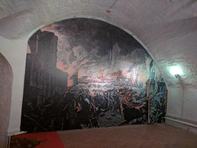 Moscou convento Novodevichi guerras napoleonicas