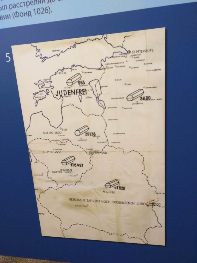 Tallinn estonia museu judaico holocausto judenfrei 2