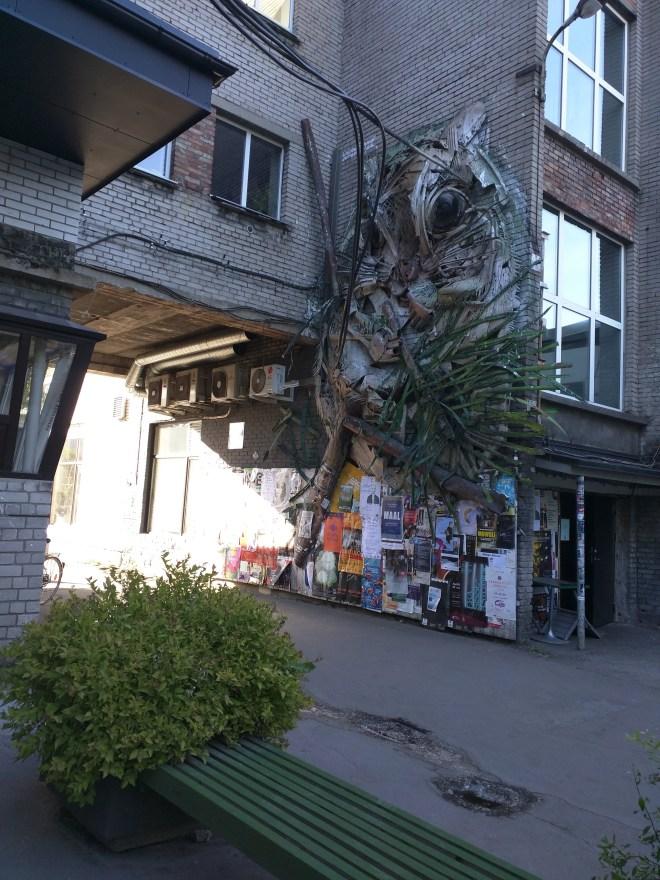 Telliskivi arte de rua tallinn