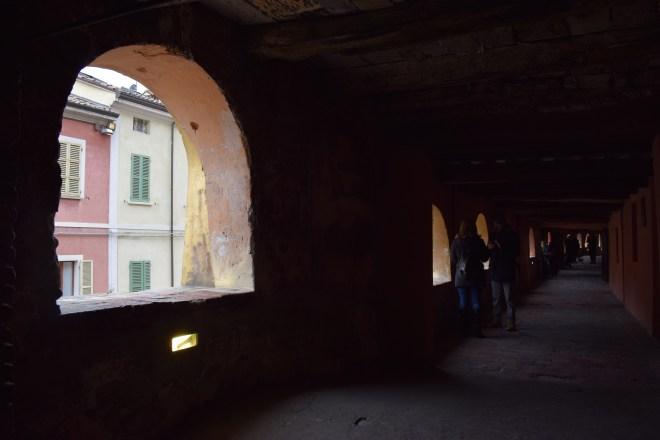 Brisighella borgo medieval via degli asini 3