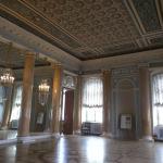 Petersburgo museu russo palacio stroganov sala de concertos