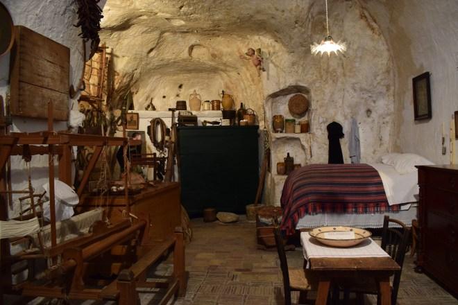 Matera italia casa vico solitario sasso caveoso