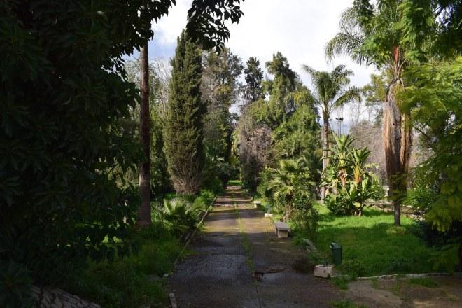Meknes cidade imperial Marrocos jardins
