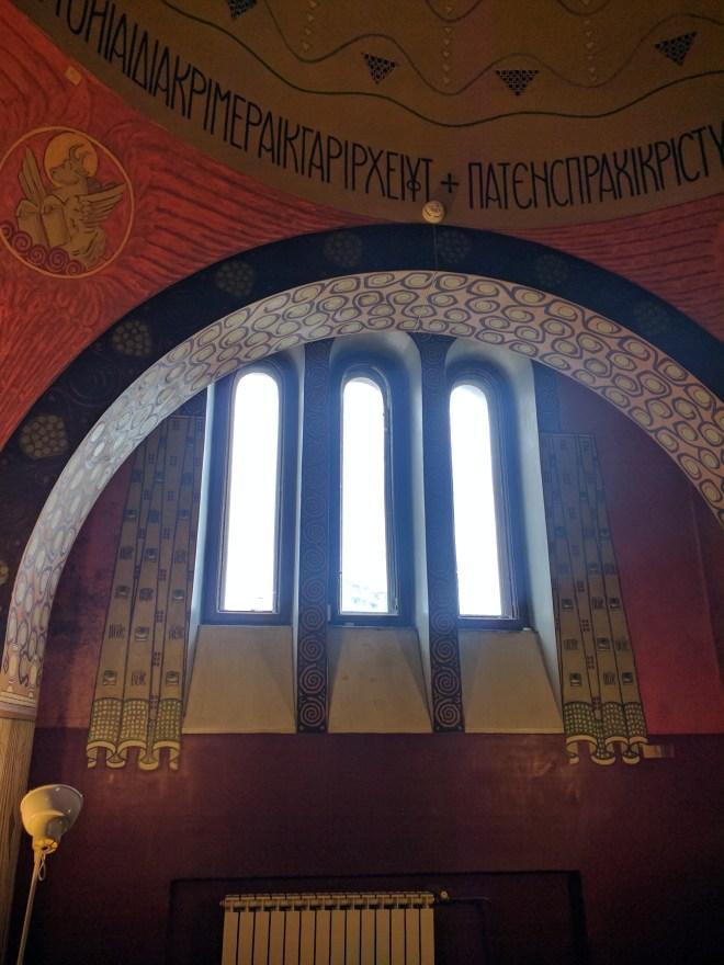 Moscou casa Gorki Riabushinsky capela secreta 4