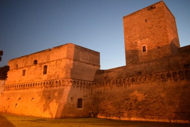Puglia Bari Castello Svevo