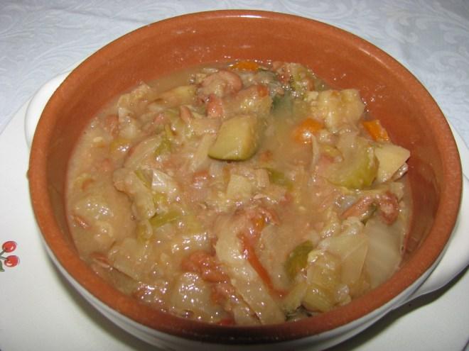 Ribollita prato tipico toscana