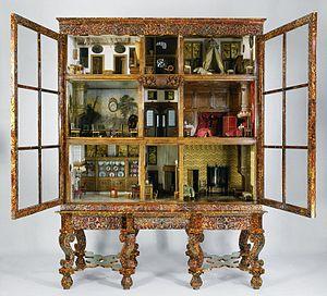 rijksmuseum casas de bonecas Petronella Oortman