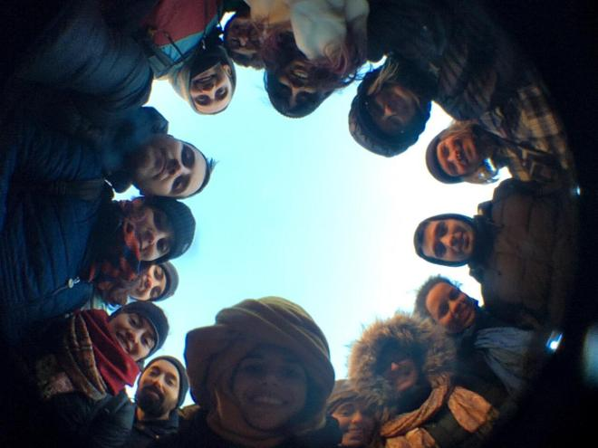 Saara Marrocos crew