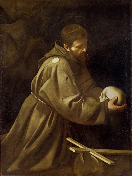 Onde ver Caravaggio em Roma galleria barberini sao francisco
