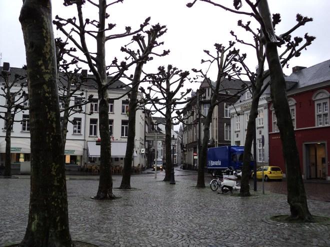 Maastricht parte principal Vrijthof 7