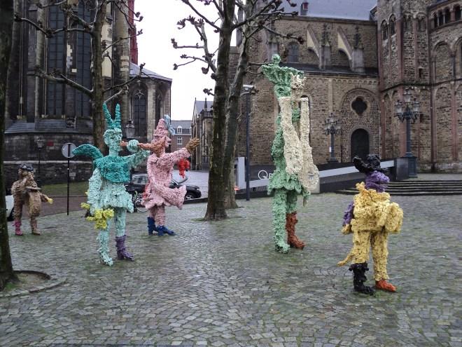 Maastricht parte principal Vrijthof 8