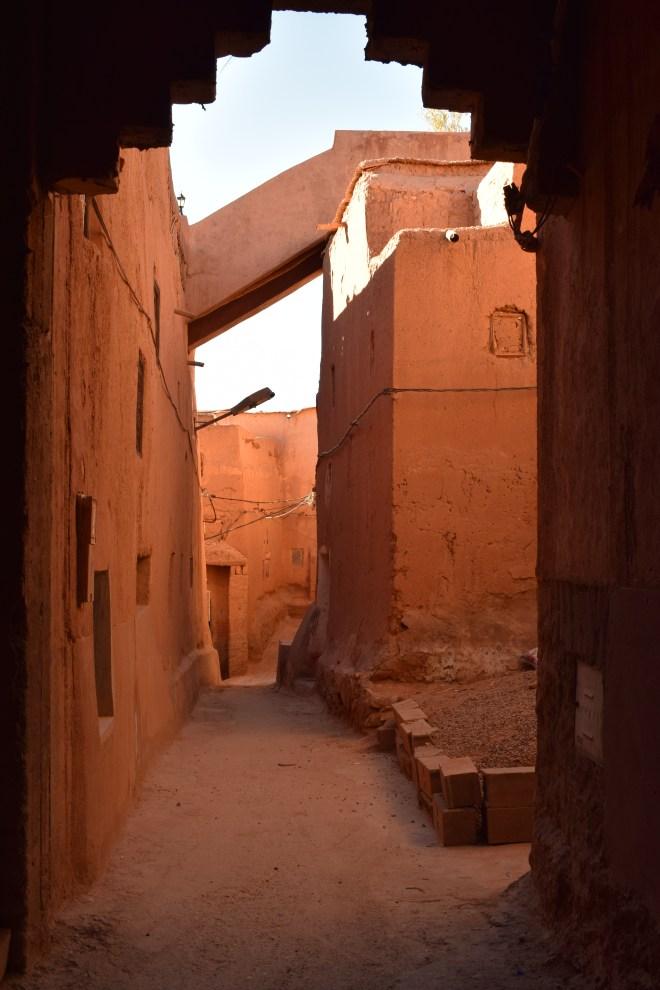 Ouarzazate Kasbah bairro 1