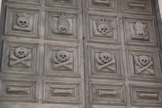 Matera sul itália igreja detalhes
