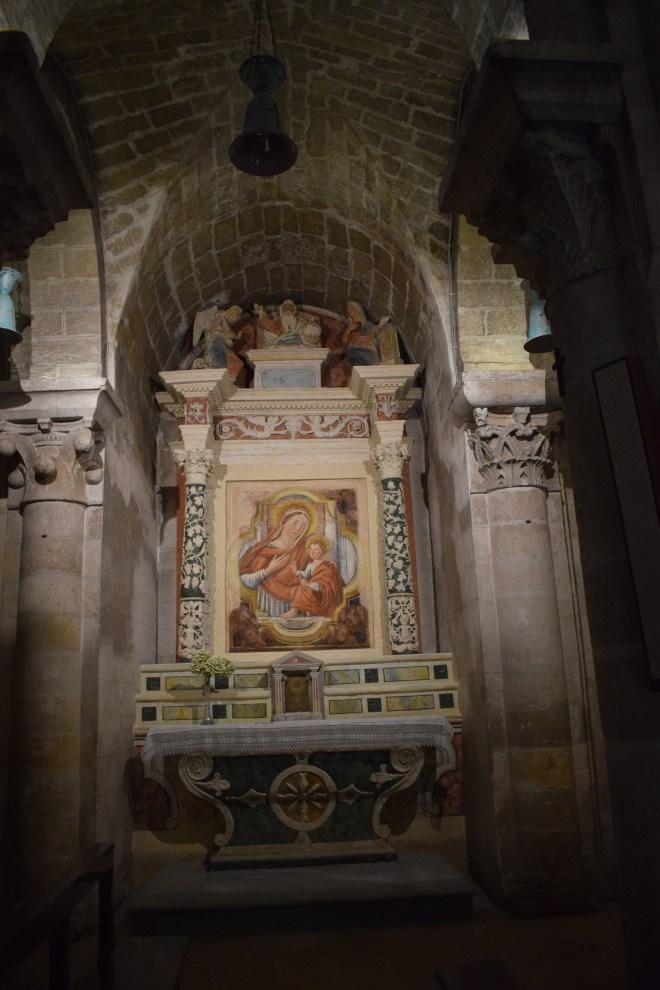 Matera sul itália igreja san giovanni battista