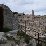 Matera sul itália igrejas rupestres cavernas