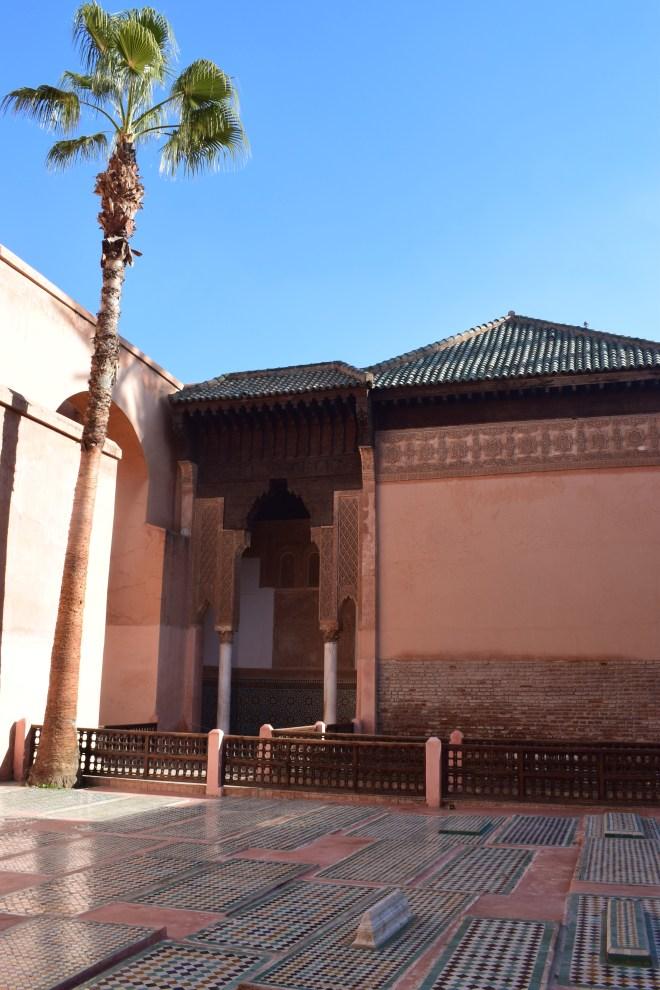 Marrakech tumulos saadianos arquitetura andalusia 1