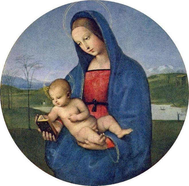 Hermitage pinacoteca destaques rafael madonna conestabile