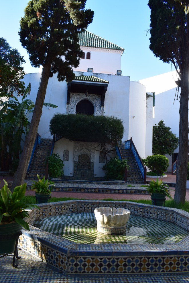 Marrocos Tetouan cidade criativa escola artesanato 6
