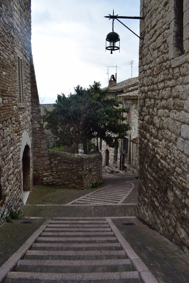 Assis Umbria centro historico 4