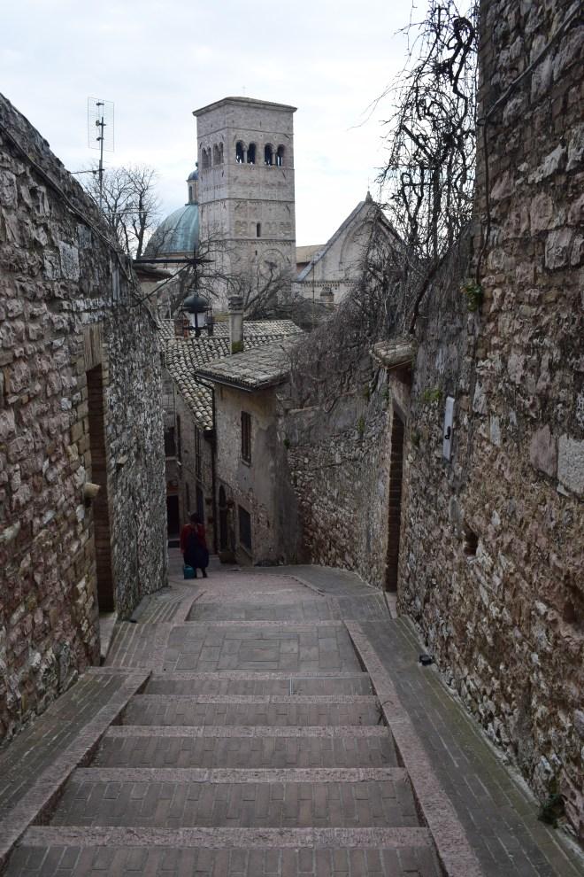 Assis Umbria centro historico 8