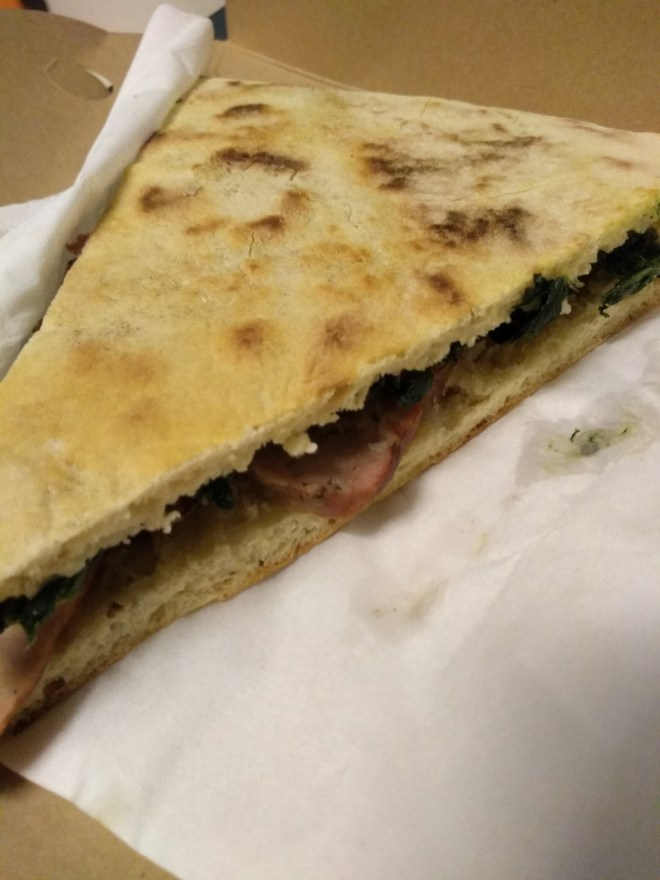comidas tipicas provar Umbria torta al testo