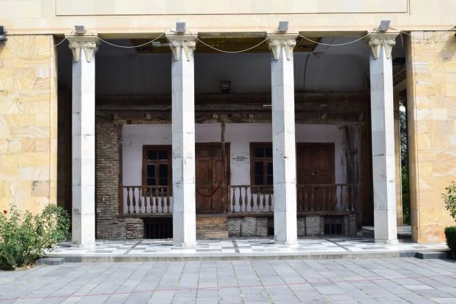 Georgia Gori museu stalin casa onde nasceu