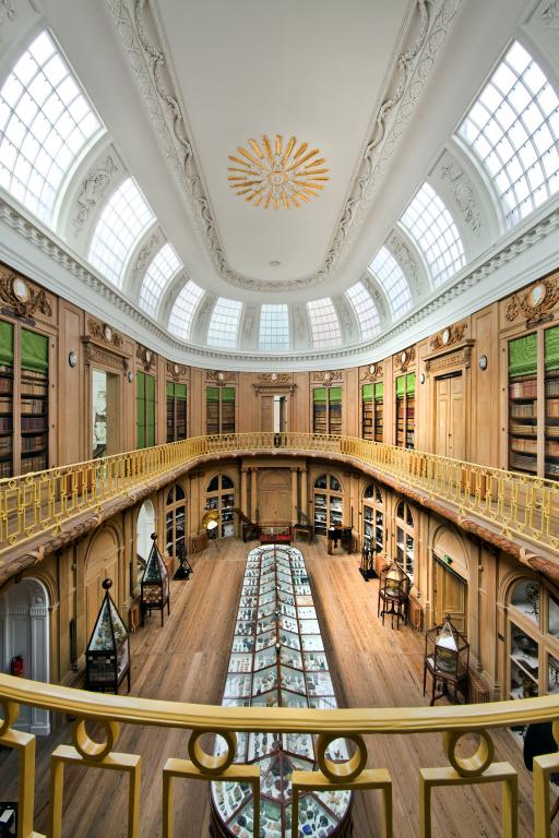 Holanda Haarlem teylers museum