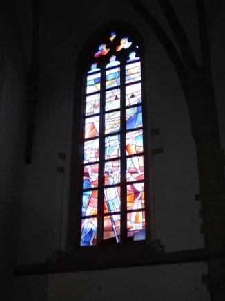 Holanda Haarlem vitrais modernos