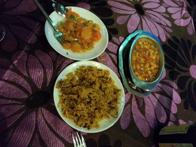 Marrocos comida típica provar tapas tangier