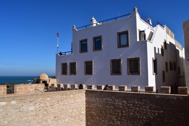 Marrocos Essaouira muralhas 1