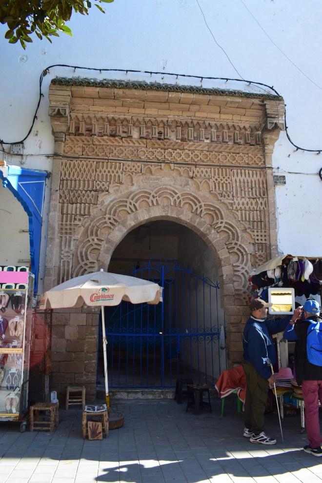 Marrocos Essaouira porta 5